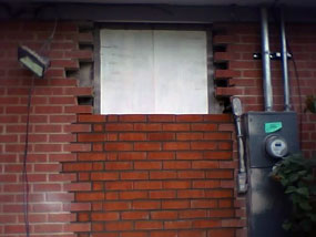 Brick repair denver