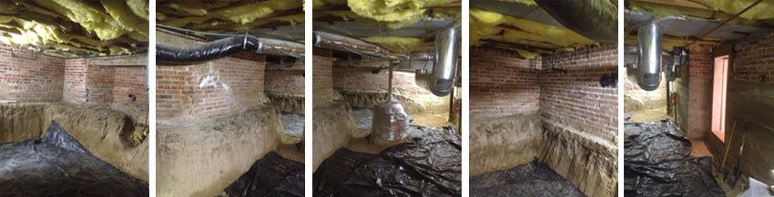 Denver Crawlspace Conversions
