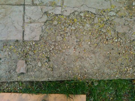 stamped-concrete-repair-denver-before