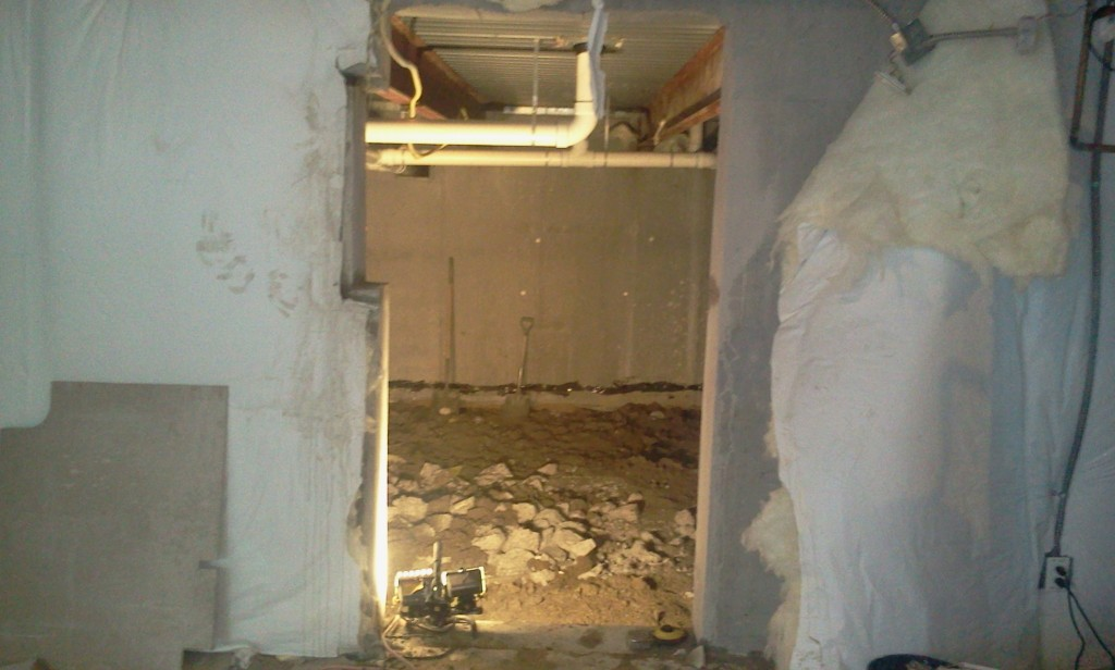 Crawl Space To Basement Denver Highlands Ranch Crawl