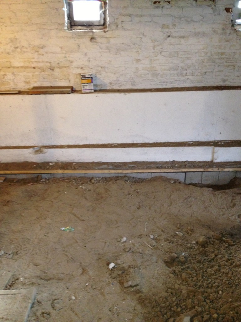 Crawl Space Finishing : Crawl space to basement denver bruce randolph